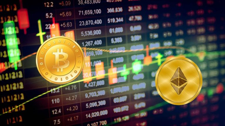 Trader des cryptomonnaies